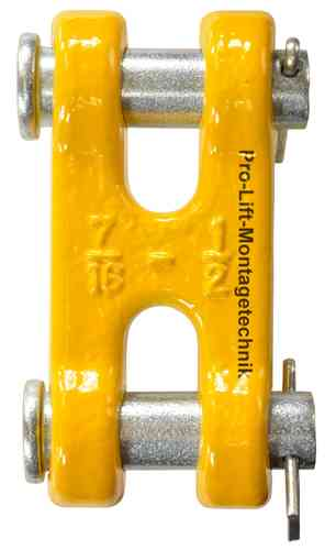 "7/16"" chain link, 3000kg, bolt diameter 16mm, SL-48, 01122"