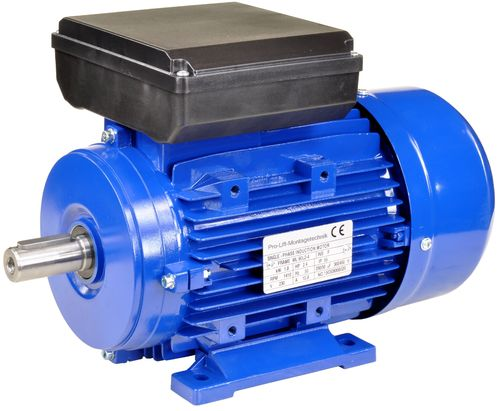 1.8kW electric motor 230V, 1410 rpm, B3, 01446