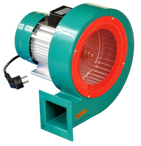 0.55kW low noise radial fan 850m³/h, 230V, DF-5-0.55kW, 01715