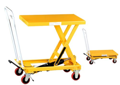 Lifting table, lift, lifting capacity 300 kg, height 330 mm - 920 mm, TF-30, 01755