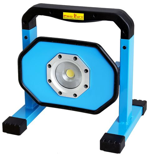 Chargeable LED flood light, 30W, magnetic, LB30BATJ, 02204