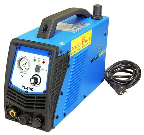 40A plasma cutter up to 12 mm HF ignition, PL40CJ, 02224