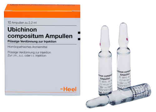 Ubichinon compositum® Amp
