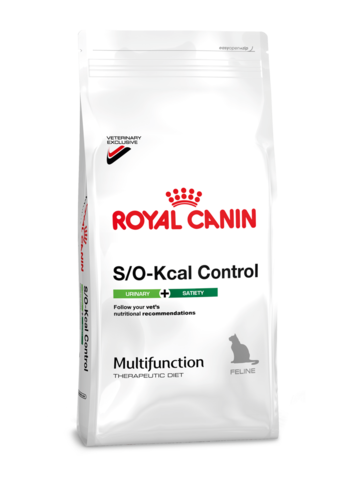 multifunction s/o-kcal control Katze