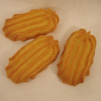 Butterspritzgebäck