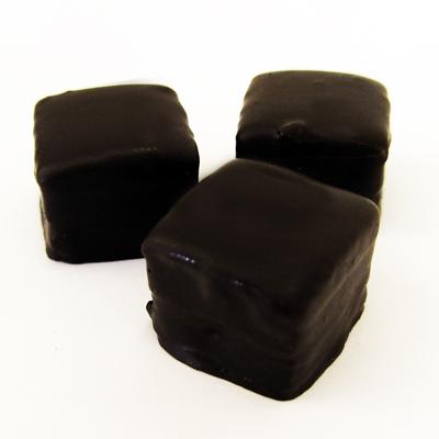 Dominosteine mit Schokolade