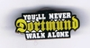 Pin Dortmund +You´ll never walk alone+