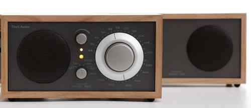 Tivoli Radio Model Two kirsch/taupe