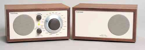Tivoli Radio Model Two walnuss/beige