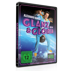 Alexander Marcus - GLANZ & GLORIA Der Film (DVD/BluRay)