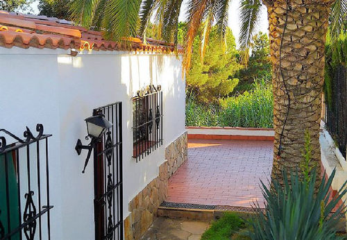 LL 282 Holiday house for 8/10 persons with swimming pool in Cala Canyelles an der Costa Brava