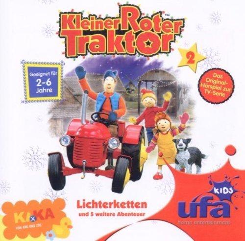 kleiner roter traktor  folge 2  lichterketten  hörspiel