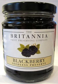 Blackberry seedless (Brombeere ohne Kerne)