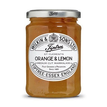 St. Clements Orange & Zitronen Marmelade