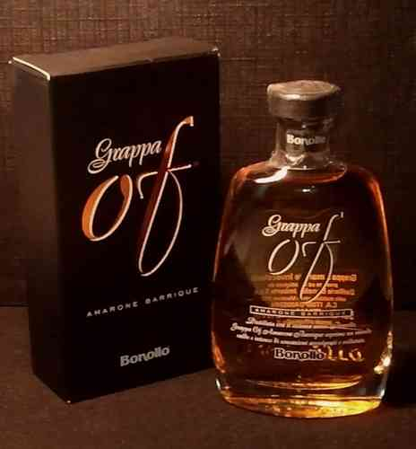 Grappa Of Amarone Barrique