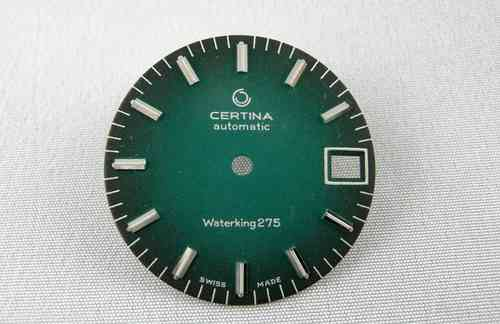 CERTINA, Waterking 275, Zifferblatt, NOS
