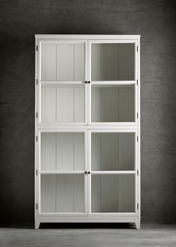 Tine K Wood Cabinet white
