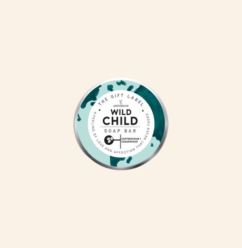 The Gift Label Soap Child