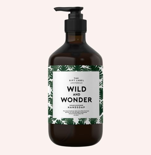 The Gift Label Body Soap Wonder