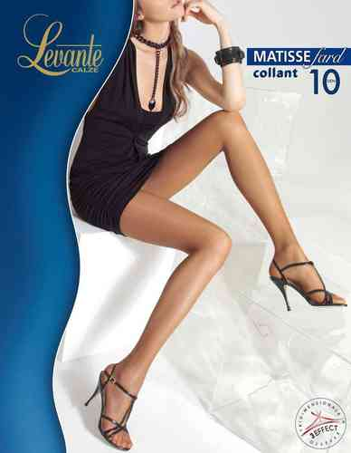 Levante MATISSE 10 MAKE UP Strumpfhose, ultratransparent, spitze