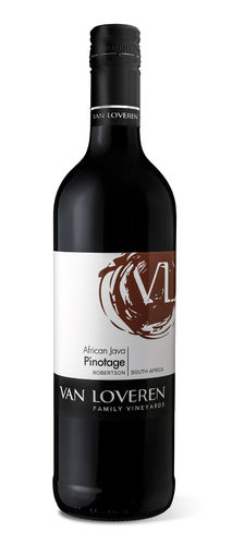 Van Loveren African Java Pinotage 2018