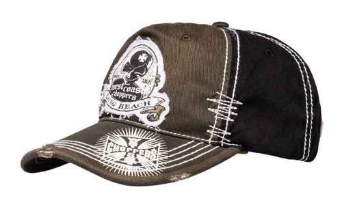Death Proof Hat vintage black