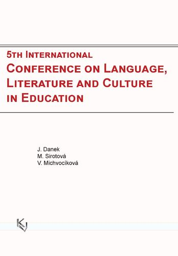 5th International Conference on  Language, Literature and  Culture in Education