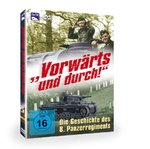 Forward and through! History of the 8th Armored Regiment (DVD)