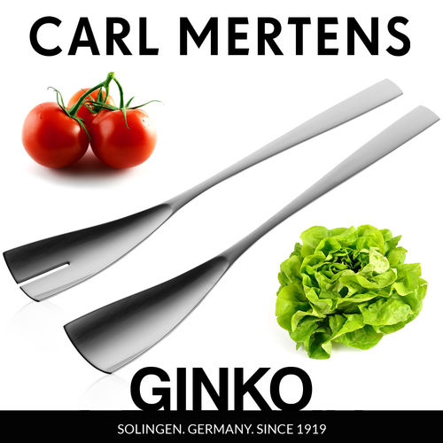 Carl Mertens - GINKGO Salad servers large