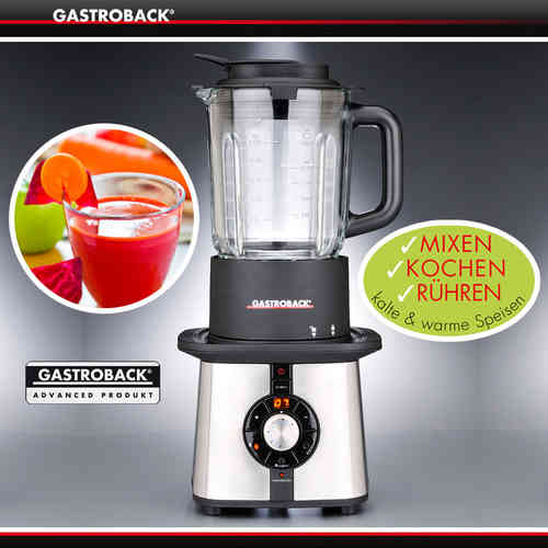 Gastroback - Cook & Mix Plus