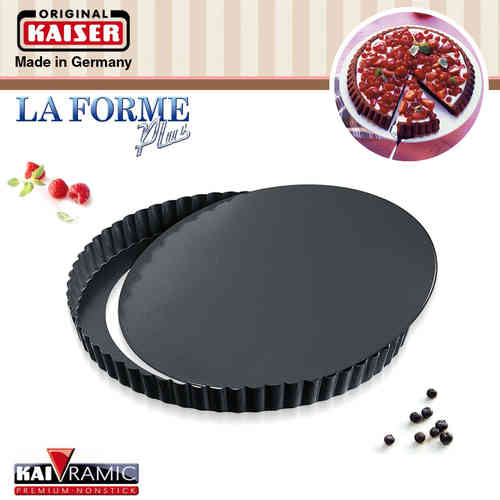 Kaiser  - La Forme Plus - Quiche pan 24 cm