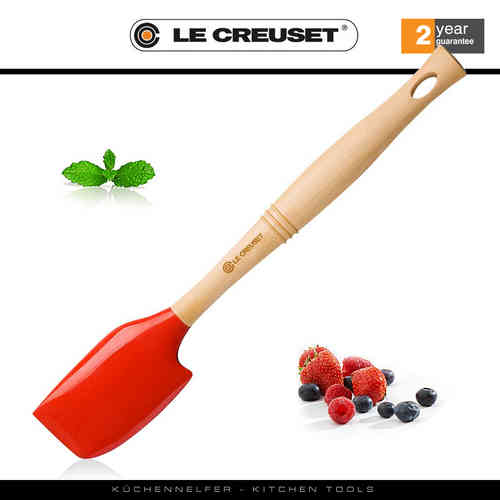 Le Creuset - Mittlere Kochkelle Premium Edition - Rot