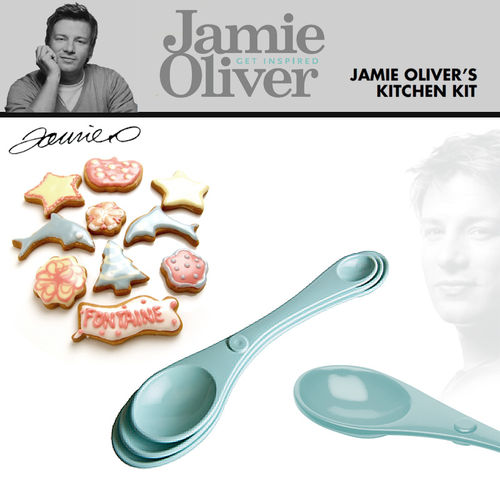 Jamie Oliver - Magnetic Measuring Spoons