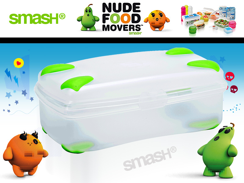 Smash - Nude Food Movers - Lunchbox 1,4 L