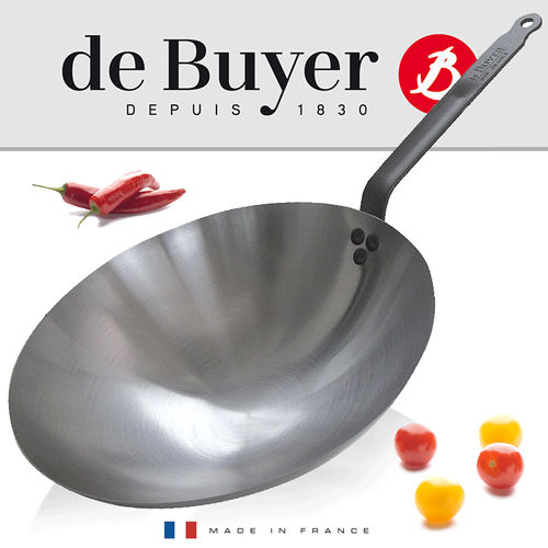 de Buyer - Carbone Plus WOK 35 cm