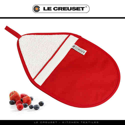 Le Creuset - Pot Holder - Red