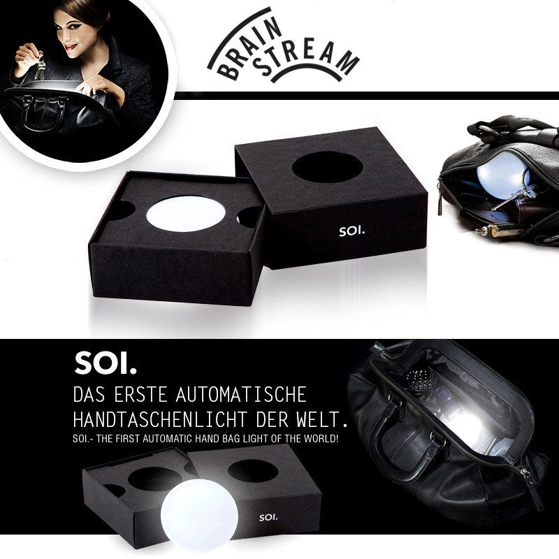 Brainstream - SOI Handbag Light