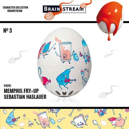 Brainstream - Character Collection - PiepEi Early Bird