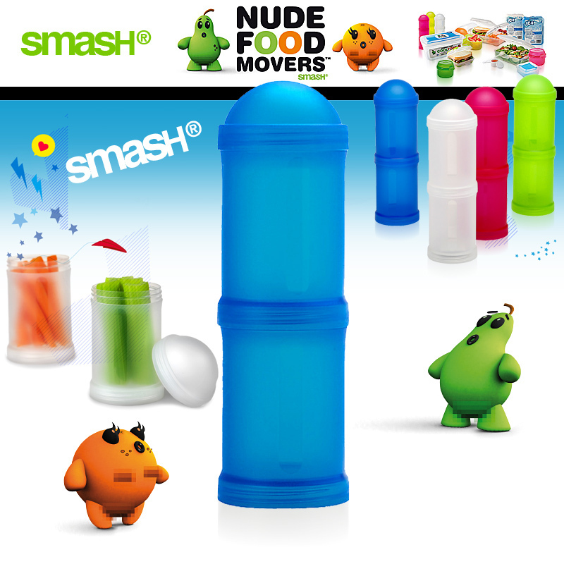 Smash - Nude Food Movers - Snackrolle 2er