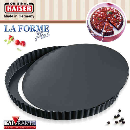 Kaiser  - La Forme Plus - Quiche pan 32 cm