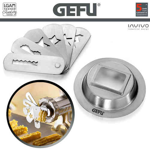 Gefu - Cookie press attachment size 7/8