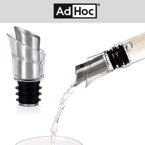 AdHoc - Pourer and stopper MULTIPOUR