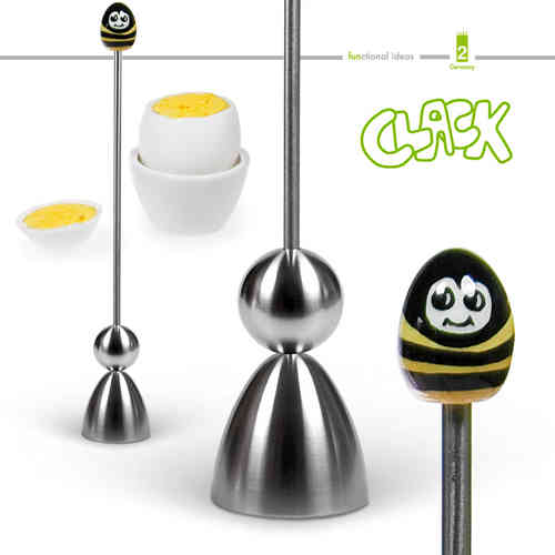 Take2 - CLACK - egg cracker - Bee