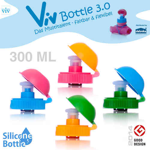 Viv Bottle 3.0 - Lid for 300 ml Bottle