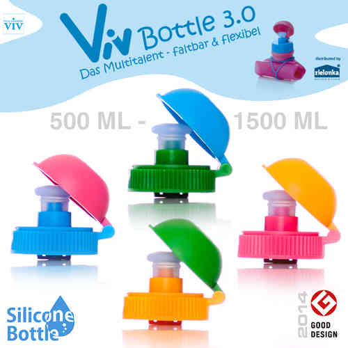 Viv Bottle 3.0 - Lid for 500 ml to 1500 ml Bottle