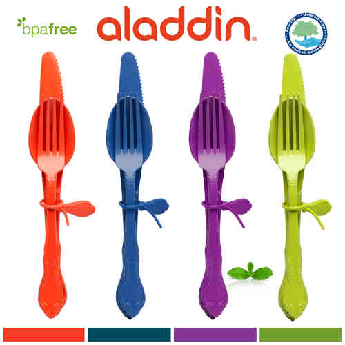 aladdin - Reusable To-Go Besteckset