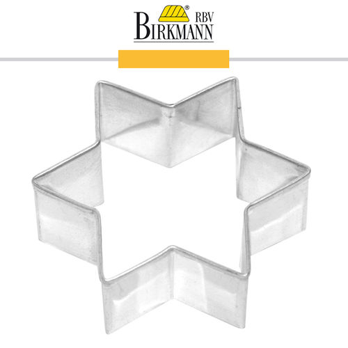 RBV Birkmann - Cookie cutter Star 4 cm