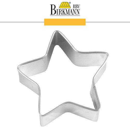 RBV Birkmann - Cookie cutter Star with 5 points