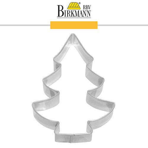 RBV Birkmann - Cookie cutter Christmas tree 6 cm