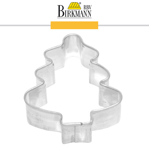 RBV Birkmann - Cookie cutter Christmas tree 5,5 cm